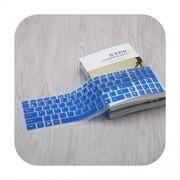 TOIT Funda de silicona para teclado Asus V587Un Zx50Jx Zx60Vm R558Uv Rog Strix S5 R557Li R513C Vm510Lf5500 Vm510L5005 Azul
