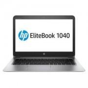 Лаптоп HP EliteBook Folio 1040 G3 Intel Core i7-6500U 14 инча QHD UWVA AG (2560 x 1440) 8 GB DDR4-2133 SDRAM (1 x 8 GB) 512 GB M.2 SSD HP lt4120 LTE