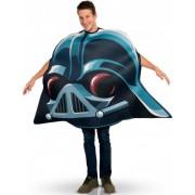 Vegaoo Darth Vader Angry Birds-Kostüm für Erwachsene