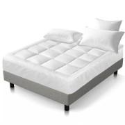 Bamboo Pillowtop Mattress Topper 5cm - Double
