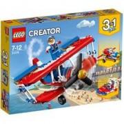 Lego Creator Avionul De Acrobatii 31076