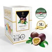 Bag in Box Eldorado passion fruit - maracuja szirup 3 liter
