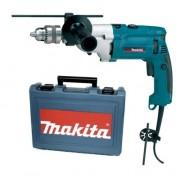 Trapano elettrico a percussione 1010W autoserrante 13mm Makita - HP2071F