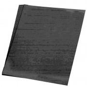 Haza Gekleurd hobby papieren zwart A4
