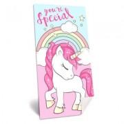 Euroswan Kidslicense Unicorn, handduk