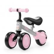 Balans bicikl bez pedala Kinderkraft CUTIE pink