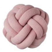 Design House Knot Kudde Rosa 30 cm
