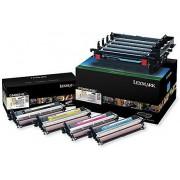 Imaging Kit Lexmark C540X74G Black and Colour, C540n/X54x (30K)