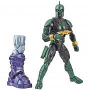Figura Hasbro Genis-Vell 6 Pulgadas Capitana Marve (F)l(L)