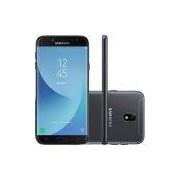 Smartphone Samsung Galaxy J7 Pro Android 7.0 Tela 5.5 Octa-Core 64GB 4G Wi-Fi Câmera 13MP