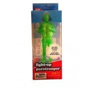 Play Right Light Up Paratrooper Multi Color Flashing Lights