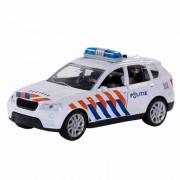 Geen Politie agent speelgoed auto