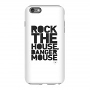 Danger Mouse Funda Móvil Danger Mouse Rock The House para iPhone y Android - iPhone 6 Plus - Carcasa doble capa - Mate