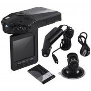 ER Professional 2.5 Pulgadas Full HD 1080p Coche DVR Grabador De Vídeo De La Cámara Del Vehículo -Negro