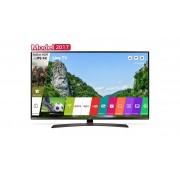 Televizor LED LG 43UJ634V, Smart, 4K Ultra HD, 108cm, webOS 3.5, Negru