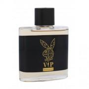 Playboy VIP Black Edition For Him aftershave loțiune 100 ml pentru bărbați
