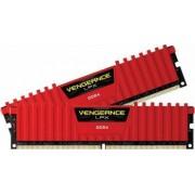 Memorie Corsair Vengeance LPX 8GB 2x 4GB DDR4 3000MHz CL15 rosie