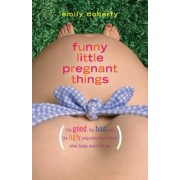 Funny Little Pregnant Things: The Good, the Bad, and the Just Plain Gross Things about Pregnancy That Other Books Aren't Going to Tell You, Paperback