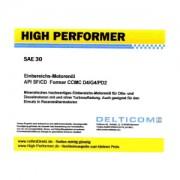 High Performer HD SAE 30W Einbereichsöl 5 Liter Kanne
