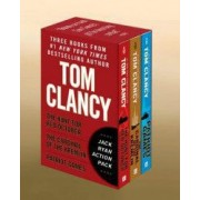 Tom Clancys Jack Ryan Action Pack The Hunt for Red October/The Cardinal of the Kremlin/Patriot Games