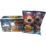 Yo-Kai Watch Trading Card Game Set and 2 Booster Packs