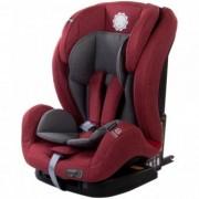 Scaun auto cu sistem Isofix si DTS copii 9-36 kg Sun Baby Rosu