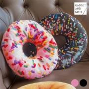 Donut Kudde Rosa