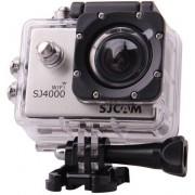 Camera video de Actiune SJCAM SJ4000, Filmare Full HD, 12 MP (Argintiu)