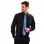 Tmavě modrá košile Vincenzo Boretti 10010693