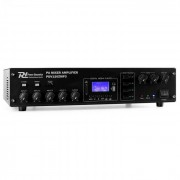 Power Dynamics PDV120ZMP3 - Amplificador PA 4 canales 120 W (Sky-952.069)