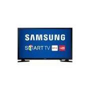 Smart TV LED 43 Samsung 43j5200 Full HD 2 HDMI 1 USB com Conversor Digital