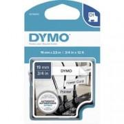 DYMO Páska do štítkovače DYMO S0718050, 19 mm, 3.5 m, černá, bílá