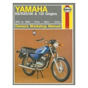 Yamaha RS/RXS100 and 125 Singles Owner's Workshop Manual (Shoemark Pete)(Paperback) (9781859600559)