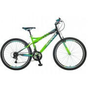 Alpina Buffalo MTB Junior Zeleno-crna (B261S08181)