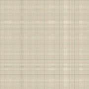 York Wallcoverings Nautical Living Harris Plaid Wallpaper Memo Sample, 8 by 10-Inch, Cream, Tan, Grey
