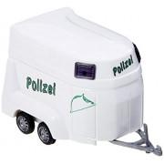 Busch 44925 Transport Trailer Police HO Scale Model Vehicle