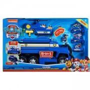 Игрален комплект Пес Патрул - Комплект превозни средства на Чейс 5в1, 025068