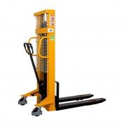 Kibernetik Hand Hydraulik-Stapler 1 Tonne, Hubbereich 2.5 Meter