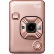 Fujifilm Instax Mini LiPlay Aparat Foto Instant Hibrid Blush Gold