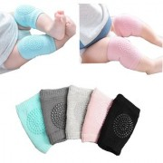 D S New Safety Baby Kids Crawling Elbow Cushion Infants Toddlers Knee Pads Protector 1 pair