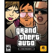 GRAND THEFT AUTO : THE TRILOGY - STEAM - PC - WORLDWIDE