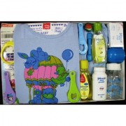 Love Baby Gift Set Mini Love - Blue