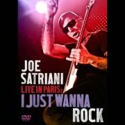 Joe Satriani - I Just Wanna Rock (0886975693498) (1 DVD)