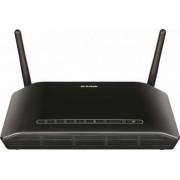 Router Wireless D-Link DSL-2750B ADSL 300Mbps