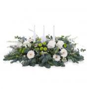 Interflora Nieve - Flores de Navidad a domicilio - Interflora.es