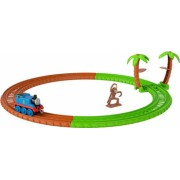 Circuit Monkey Trouble Thomas and Friends Push Along Track Master