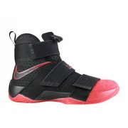 Nike Mens Lebron Soldier 10 Ohio State 844378-060, 8. 5 D(M) US