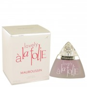 Mauboussin Lovely A La Folie by Mauboussin Eau De Parfum Spray 1.7 oz