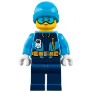 cty0903 Minifigurina LEGO City-Explorator arctic cty0903