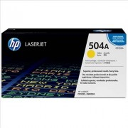 HP Color LaserJet CP3525 DN. Toner Amarillo Original